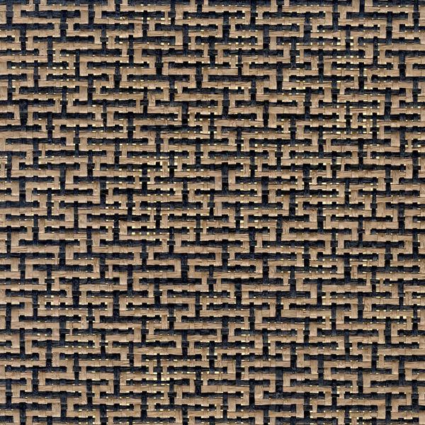 Carta da parato Natural Wallcoverings - 322622.