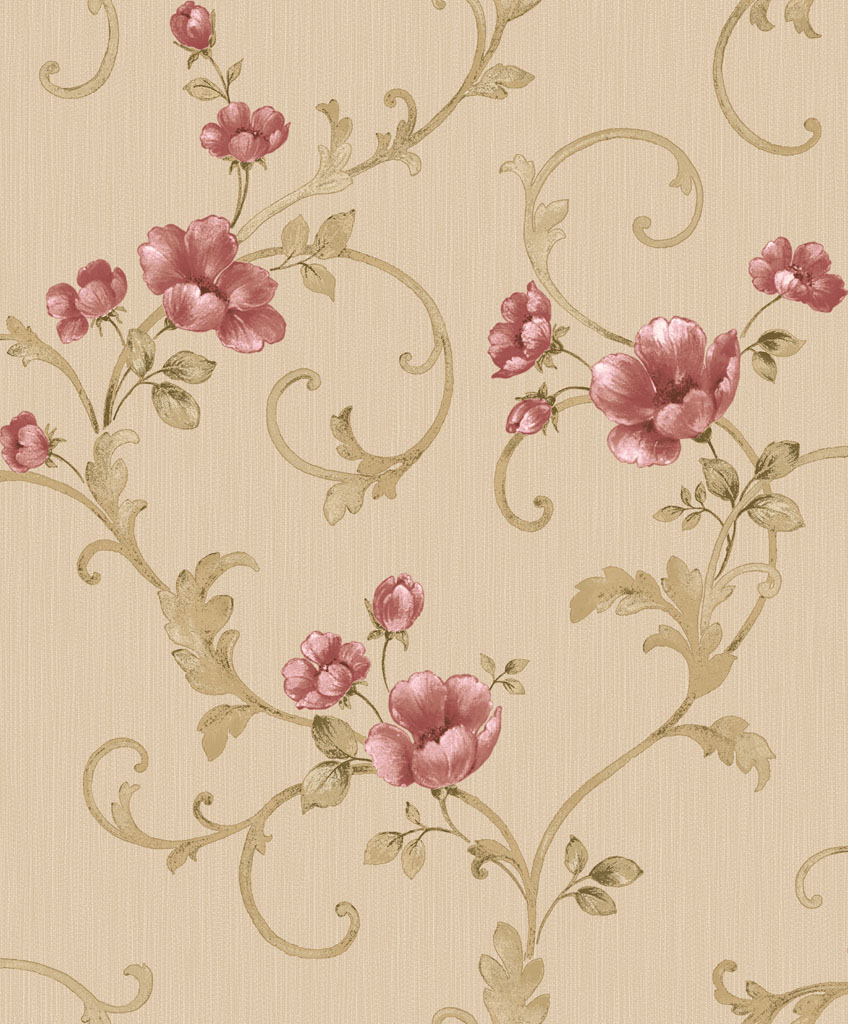 Carte da parato italian wallpaper desideria 3808 vinilico for Carte da parati decorative